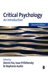 Critical Psychology by Dennis R Fox
