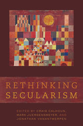 Rethinking Secularism by Craig Calhoun