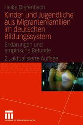 Kinder und Jugendliche aus Migrantenfamilien im deutschen Bildungssystem