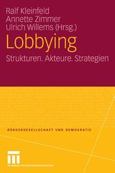 Lobbying by Ralf Kleinfeld