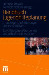 Handbuch Jugendhilfeplanung