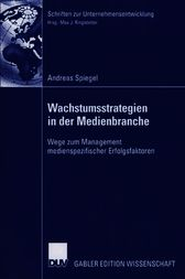 Wachstumsstrategien in der Medienbranche