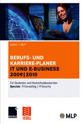 Berufs- und Karriere-Planer IT und E-Business 2009|2010 by Springer Fachmedien