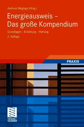 Energieausweis - Das gro&#223;e Kompendium