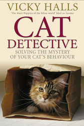 Cat Detective by Vicky Halls