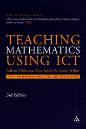 Teaching Mathematics Using ICT by Adrian Oldknow