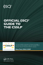Official (ISC)2 Guide to the CSSLP by Mano Paul