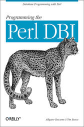 Programming the Perl DBI by Tim Bunce