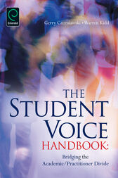 The Student Voice Handbook by Warren Kidd