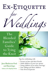 Ex-Etiquette for Weddings by Jann Blackstone-Ford