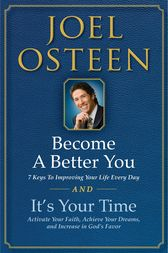 It's Your Time and Become a Better You Boxed Set by Joel Osteen