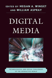 Digital Media by Megan A. Winget