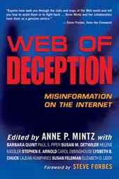 Web of Deception by Anne P. Mintz