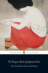 The Penguin Book of Japanese Verse by Anthony Thwaite