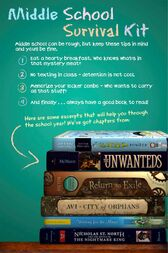 Middle School Survival Kit by Lisa McMann