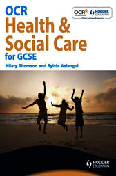 OCR Health and Social Care AS+A2 revision book?
