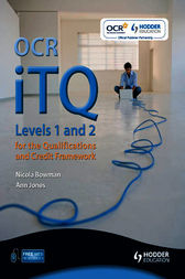 OCR iTQ Levels 1 and 2 by Nicola Bowman