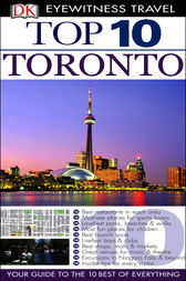 DK Eyewitness Top 10 Travel Guide: Toronto by Barbara Hopkinson