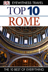 DK Eyewitness Top 10 Travel Guide: Rome by Jeffrey Kennedy