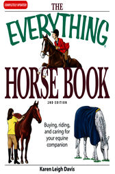 The Everything Horse Book by Karen Leigh Davis