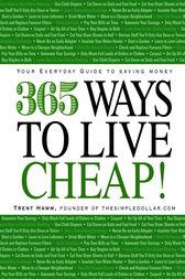365 Ways to Live Cheap by Trent Hamm