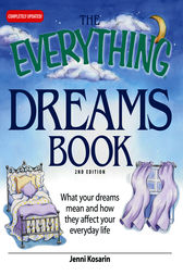 The Everything Dreams Book by Jenni Kosarin