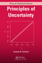 Principles of Uncertainty by Joseph B. Kadane