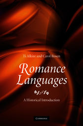 Romance Languages by Ti Alkire