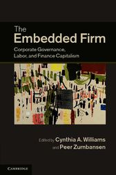 The Embedded Firm by Cynthia A. Williams