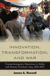 Innovation, Transformation, and War by James Russell