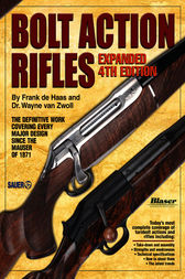 Bolt Action Rifles by Wayne Zwoll