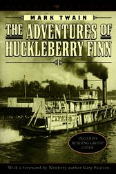 The Adventures of Huckleberry Finn by Mark Twain