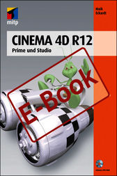 cinema 4d r12 ebook by maik eckardt. Black Bedroom Furniture Sets. Home Design Ideas