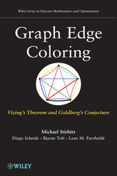 Graph Edge Coloring by Michael Stiebitz