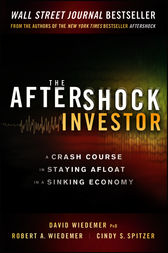 The Aftershock Investor by David Wiedemer