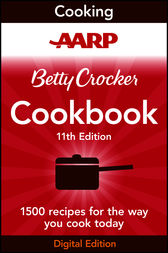 AARP Betty Crocker Cookbook