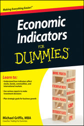 Economic Indicators For Dummies by Michael Griffis