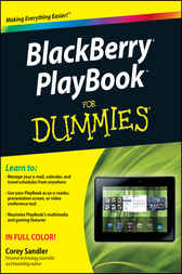 BlackBerry PlayBook For Dummies by Corey Sandler