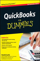 Quickbooks For Dummies by Curtis