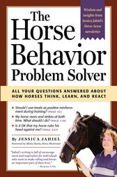 The Horse Behavior Problem Solver by Jessica Jahiel