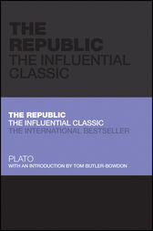 The Republic by Plato;  Tom Butler-Bowdon