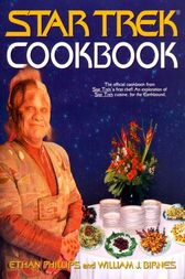 The Star Trek Cookbook by Ethan Phillips