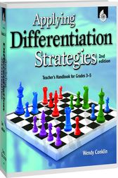 Applying Differentiation Strategies by Wendy Conklin