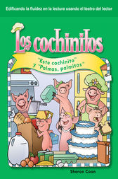 "Los cochinitos ""Este cochinito"" y ""Palmas Palmitas"" (Little Piggies by Sharon Coan"