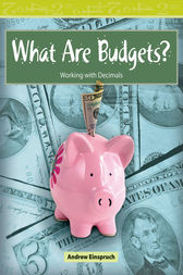 What Are Budgets? by Andrew Einspruch