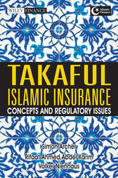 Takaful Islamic Insurance by Simon Archer