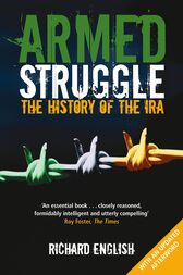Armed Struggle by Richard English