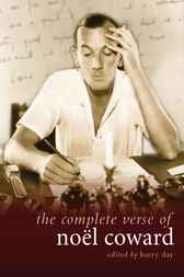 The Complete Verse of Noel Coward by Noël Coward