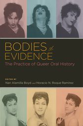 Bodies of Evidence by Nan Alamilla Boyd