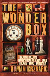 The Wonderbox by Roman Krznaric